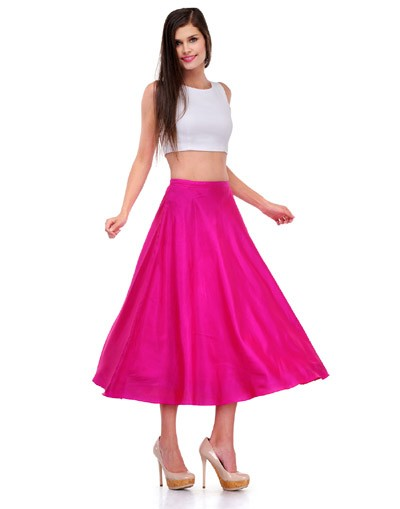 XOXO | Buy Vintage Style Skirt Online in India