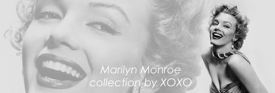 Marilyn Monroe Collection by XOXO
