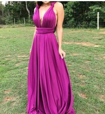 infinity dress or multiway dress